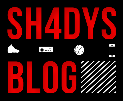 Shadys Blog Logo
